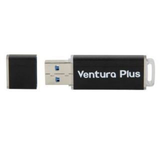Product image of MUSHKIN MKNUFDVP64GB Mushkin 64GB USB 3.0 Memory Pen, Ventura Pro Series, Black