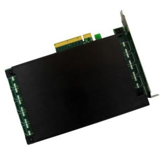 Product image of MUSHKIN MKNP44SC480GB-DX Mushkin 480GB Scorpion Deluxe SSD Drive, PCIe 2.0 x8, 67k/107k IOPS