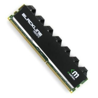 Product image of MUSHKIN 992110F Mushkin Blackline 8GB DDR3L 1600MHz (PC3L-12800) CL9 Low Voltage Frostbyte DIMM Memory *FREE IN-GAME DOWNLOAD WORTH £29.99*