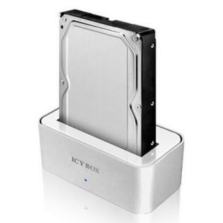 Product image of Icy Box IB-111 Docking Station for  inch SATA Hard Drives