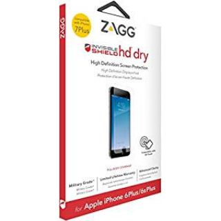 Product image of ZAGG - MOBILE PHONE ACCS INVISISHLD IPHONE 7+ HD HD DRY FULL BODY