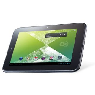 Product image of 3Q MT0729D (7.0 inch) Tablet Dual Core 1.2GHz 1GB RAM 4GB ROM Wi-Fi 3G GPS Bluetooth Webcam Android 4.1 (Black)