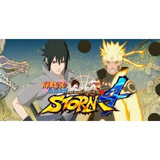 Product image of NARUTO SHIPPUDEN Ultimate Ninja STORM 4 - Age Rating:12 (PC Game)