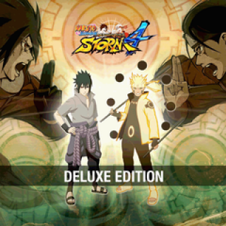 Product image of NARUTO SHIPPUDEN Ultimate Ninja STORM 4 - Deluxe Edition  (PC Game)