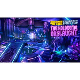 Product image of Borderlands The Pre-Sequel: Ultimate Vault Hunter Upgrade Pack: The Holodome Onslaught (DLC) - Age Rating:18 (PC Game)