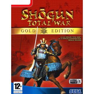 Product image of Shogun: Total War - Gold Edition - Age Rating:12 (PC Game)