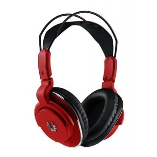 Product image of BitFenix BFH-FLO-KRSK1-RP BitFenix Flo Gaming Headset SofTouch - Red