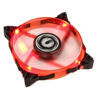 Product image of BitFenix Spectre Xtreme 120mm Fan Red LED - Black