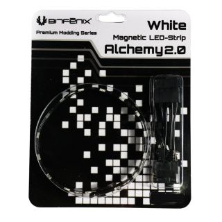 Product image of BitFenix Alchemy 2.0 Magnetic Connect 15 LED-Strip 30cm - White
