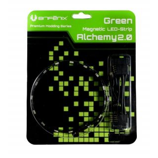 Product image of BitFenix Alchemy 2.0 Magnetic Connect 30 LED-Strip 60cm - Green