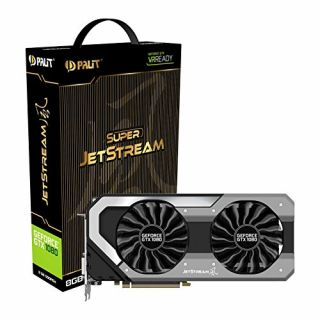 Product image of Palit GeForce GTX 1080 Super Jetstream 8192MB GDDR5X PCI-Express Graphics Card