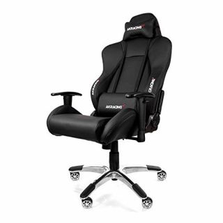 Product image of AKRacing AK-7002-BB AK Racing Premium V2 Gaming Chair Black & Black
