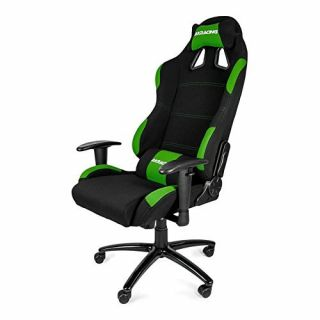Product image of AKRacing AK-K7012-BG AK Racing Gaming Chair Black Green
