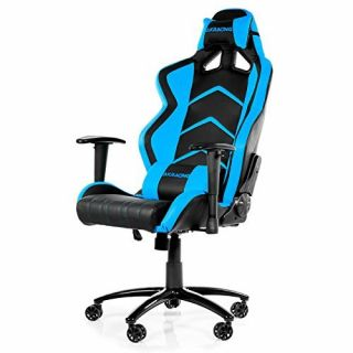 Product image of AKRacing AK-K6014-BL AK Racing Player Gaming Chair - Black / Blue