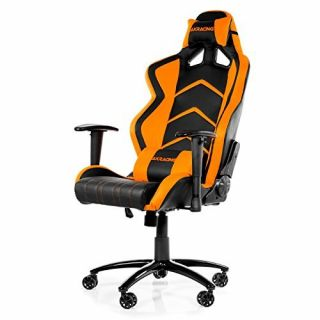 Product image of AKRacing AK-K6014-BO AK Racing Player Gaming Chair - Black / Orange