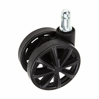 Product image of AKRacing AK-WHEEL AK Racing set of 5 spare wheels - Black