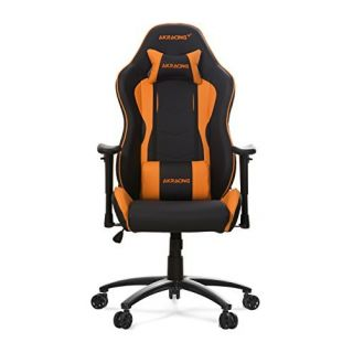 Product image of AK Racing Nitro Gaming Chair (Orange)