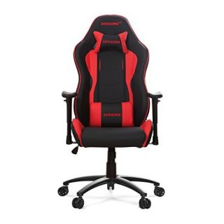 Product image of AKRacing AK-NITRO-RD AK Racing Nitro Gaming Chair - Red