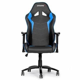 Product image of AKRacing AK-OCTANE-BL AK Racing Octane Gaming Chair - Blue
