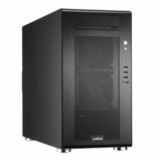 Product image of Lian-Li PC-V750B Lian Li PC-V750B Midi Tower Case - Black