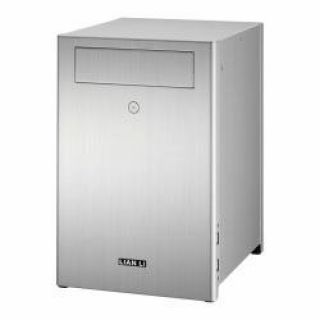 Product image of Lian-Li PC-Q27A Lian Li PC-Q27A Mini-ITX Cube Case - Silver