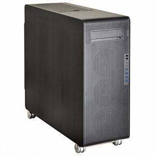 Product image of Lian Li PC-V1000LB Big-Tower USB 3.0 - Black