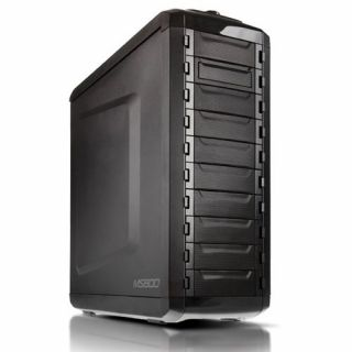 Product image of Zalman MS800 Midi Tower Case - Black
