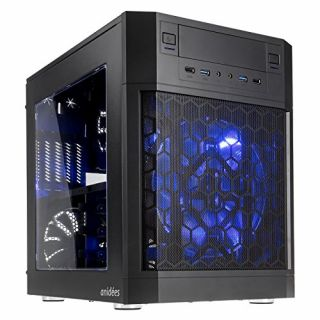 Product image of Anidees AI-07MBW Anidees AI-07MBW Micro-ATX Chassis - Black Window