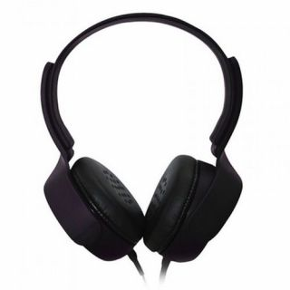 Product image of APPROX APPDJUBK Approx (APPDJUBK) Urban Stereo Headset In-line Mic Ergonomic 3.5mm Jack Black Retail