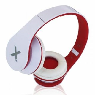 Product image of Approx (APPDJJAZZWR) DJ Jazz Headset 3.5mm Jack Foldable White Retail