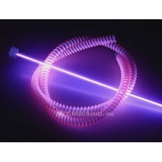 Product image of Bitspower BP-UVCL10-UVRD Bitspower UV-Reactive Smartcoil antikink 10mm - ruby red