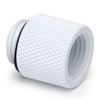 Product image of Bitspower Extension G1 / 4 to G1 / 4 Inch 15mm - White