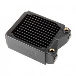 Product image of Coolgate CG120 120mm Radiator - Black