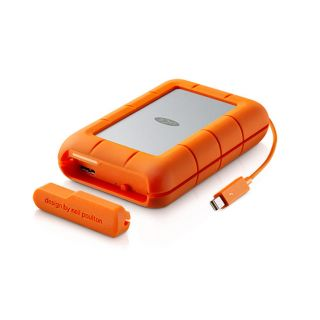 Product image of LaCie (4TB) Rugged USB 3.0 and Thunderbolt V2 Hard Disk Drives