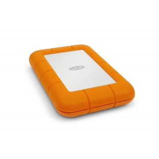 Product image of Lacie LAC9000602 Lacie 1TB Rugged Thunderbolt USB 3.0 SSD