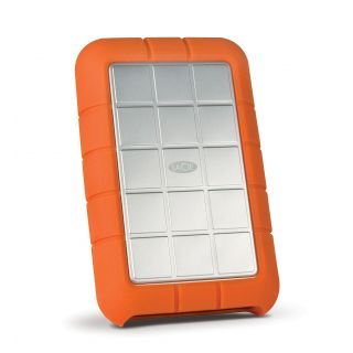 Product image of Lacie STEU1000400 Lacie Rugged triple 1TB