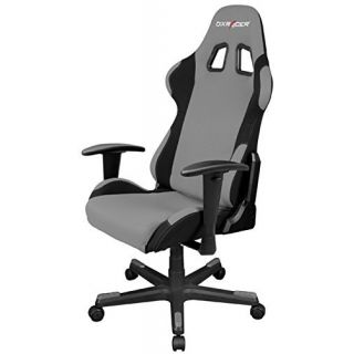 Product image of DXRacer OH/FD01/GN DXRacer OH/FD01/GN FORMULA Series Gaming Chair - Black/Grey