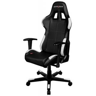 Product image of DXRacer OH/FD99/NW DXRacer OH/FD99/NW FORMULA Series Gaming Chair - Black/White