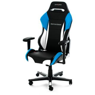 Product image of DXRacer OH/DF61/NWB DXRacer OH/DF61/NWB Drifting Series Gaming Chair - Black/White/Blue