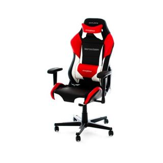 Product image of DXRacer OH/DF61/NWR DXRacer OH/DF61/NWR Drifting Series Gaming Chair - Black/White/Red