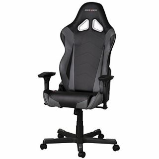 Product image of DXRacer OH/RC0/NG DXRacer OH/RC0/NG Racing Series Gaming Chair - Grey