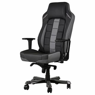 Product image of DXRacer Classic Series Gaming Chair - Black/Grey OH/CE120/NG