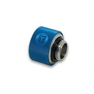 Product image of EK Water Blocks EK-ACF Fitting 10/16mm - Blue