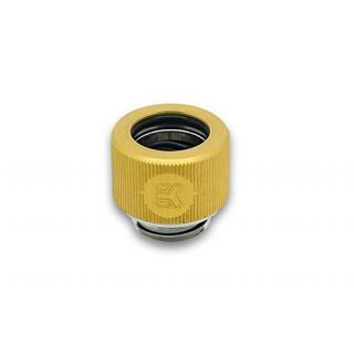 Product image of EK Water Blocks EK-HDC Fitting 12mm G1/4 - Gold