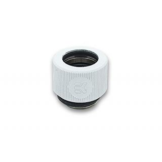 Product image of EK Water Blocks EK-HDC Fitting 12mm G1/4 - White