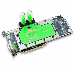 Product image of EK Water Blocks EK-FC1080 GTX - Nickel+Plexi