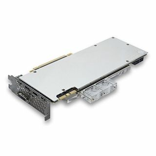 Product image of EK Water Blocks EK-FC 1080 GTX  Backplate - Nickel