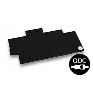 Product image of EK Water Blocks EK-FC1080 GTX FTW - Acetal+Nickel (QDC)