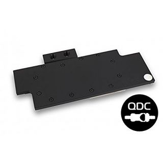 Product image of EK Water Blocks EK-FC Titan X Pascal - Acetal+Nickel (QDC)