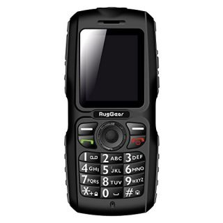 Product image of GMC - RUGGEAR RG100 DUAL SIM BLACK GSM IP68/MIL TESTED IN